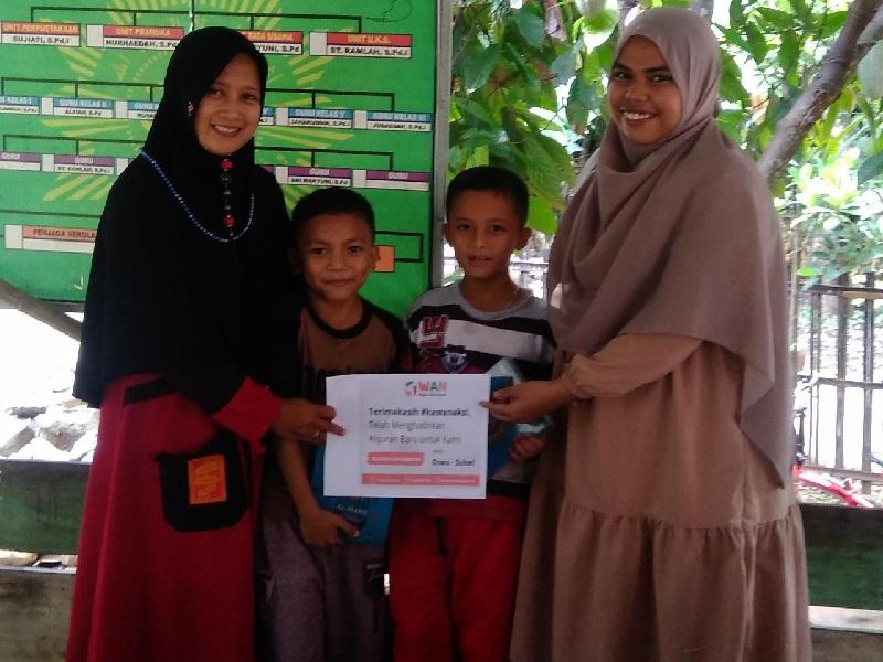 WAN Hadirkan Al-Quran Baru Di Gowa-Sulawesi Selatan