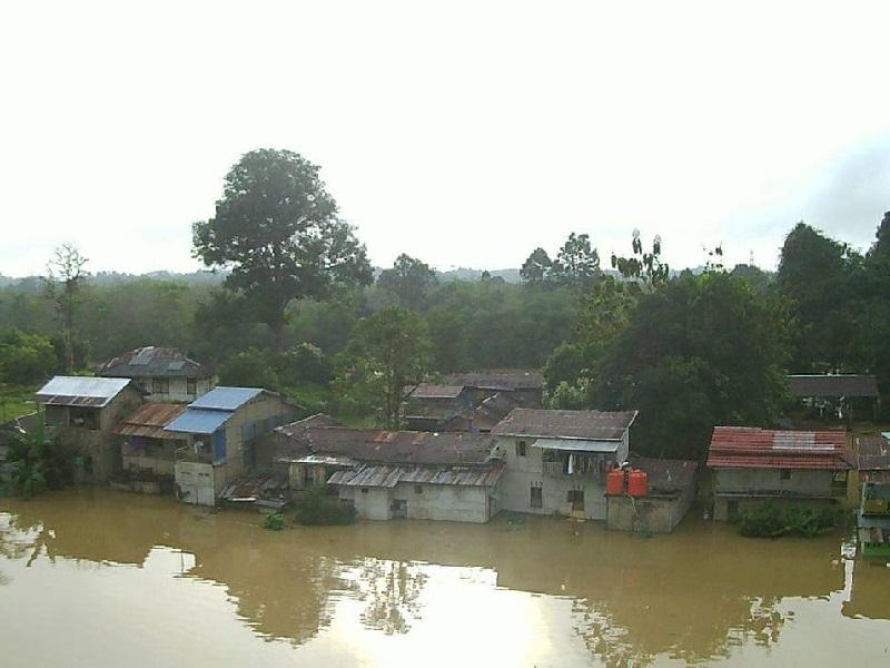 Menyatu Untuk Membantu Korban Bencana Banjir di Kalimantan