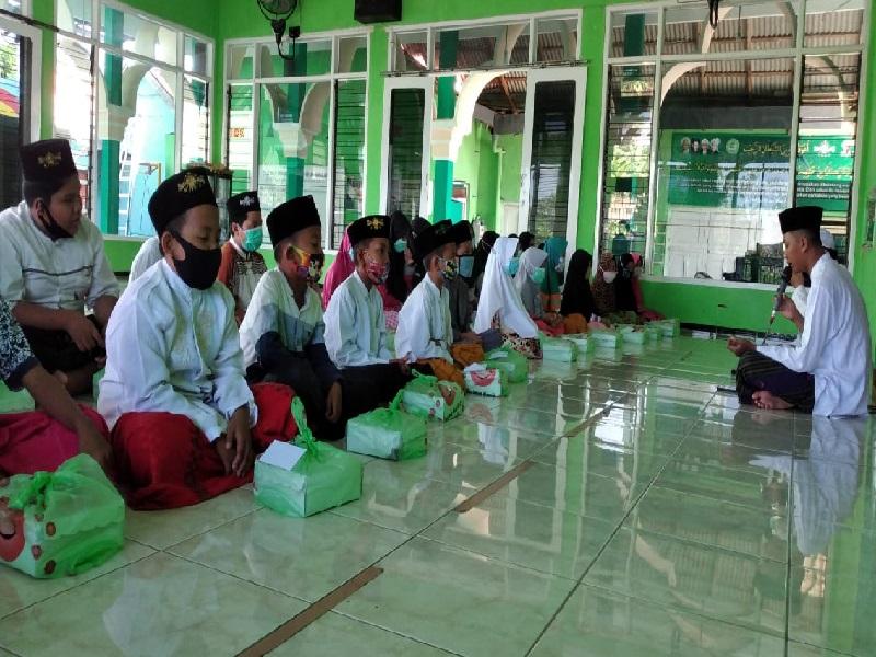 Rayakan Hari Santri Bersama Para Hafidz