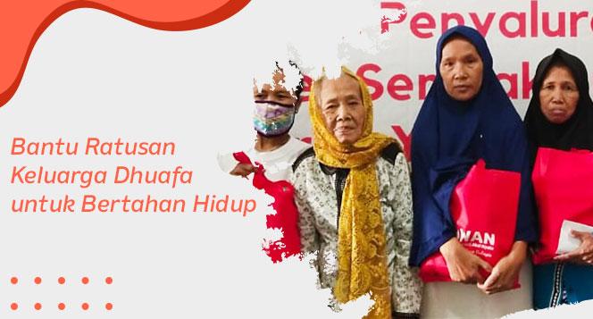 Aksi Peduli Dhuafa Nusantara
