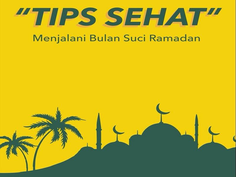Tips Puasa Sehat Ibadah Lancar!